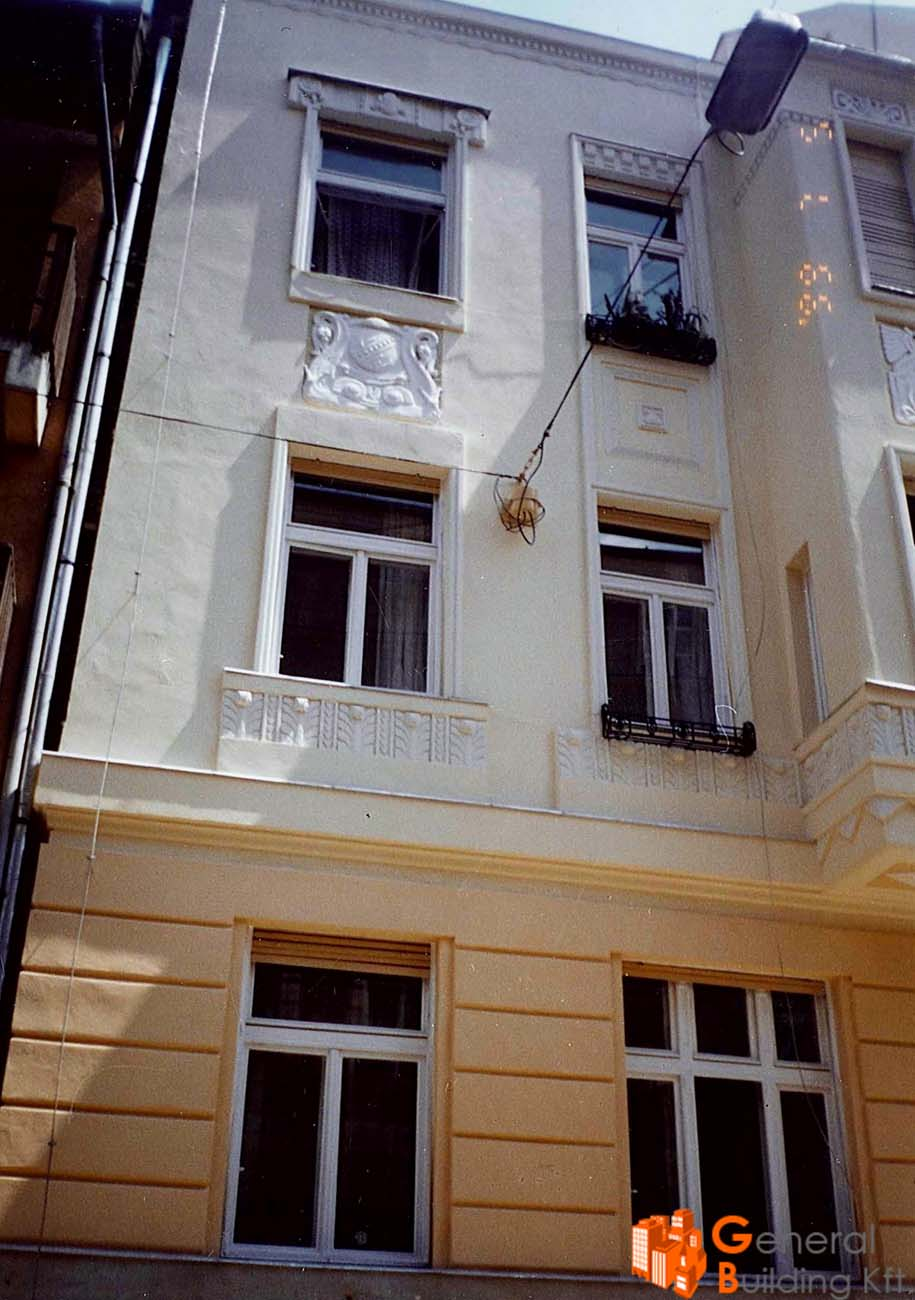 Hock 8 tetőtér beépítés