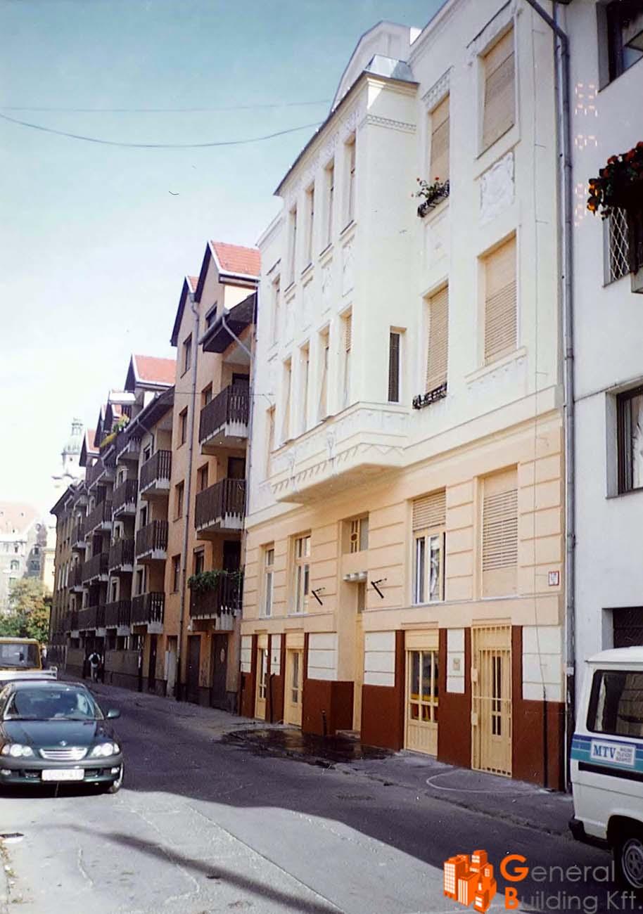 Hock 8 épületrehabilitáció