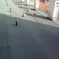 Kiscelli utca lapostető felújítás