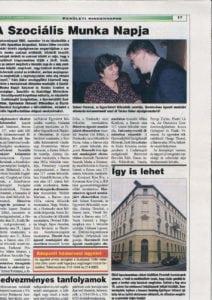 Józsefváros Önkormányzati lap 2003/23. szám