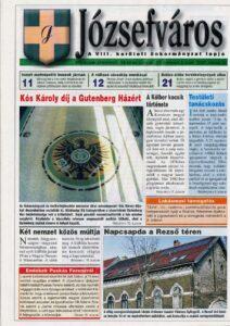 Józsefváros Önkormányzati lap 2007/2. szám