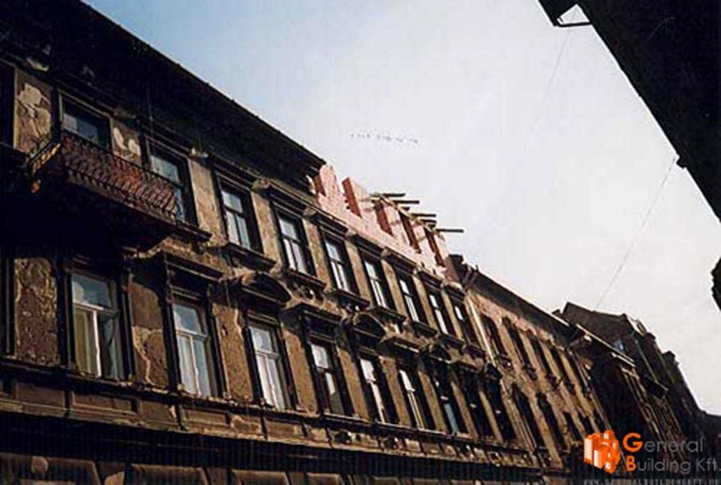 Nap 19 emeletráépítés, tetőtér beépítés