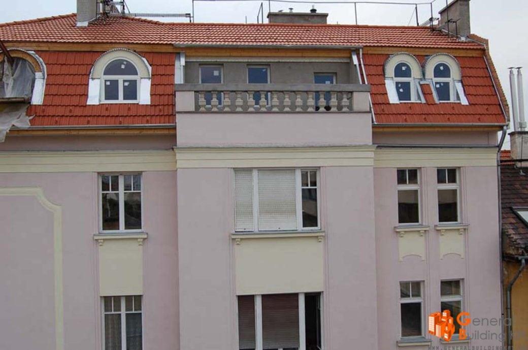 Tetőtér Beépítés - Hattyú u. 7.