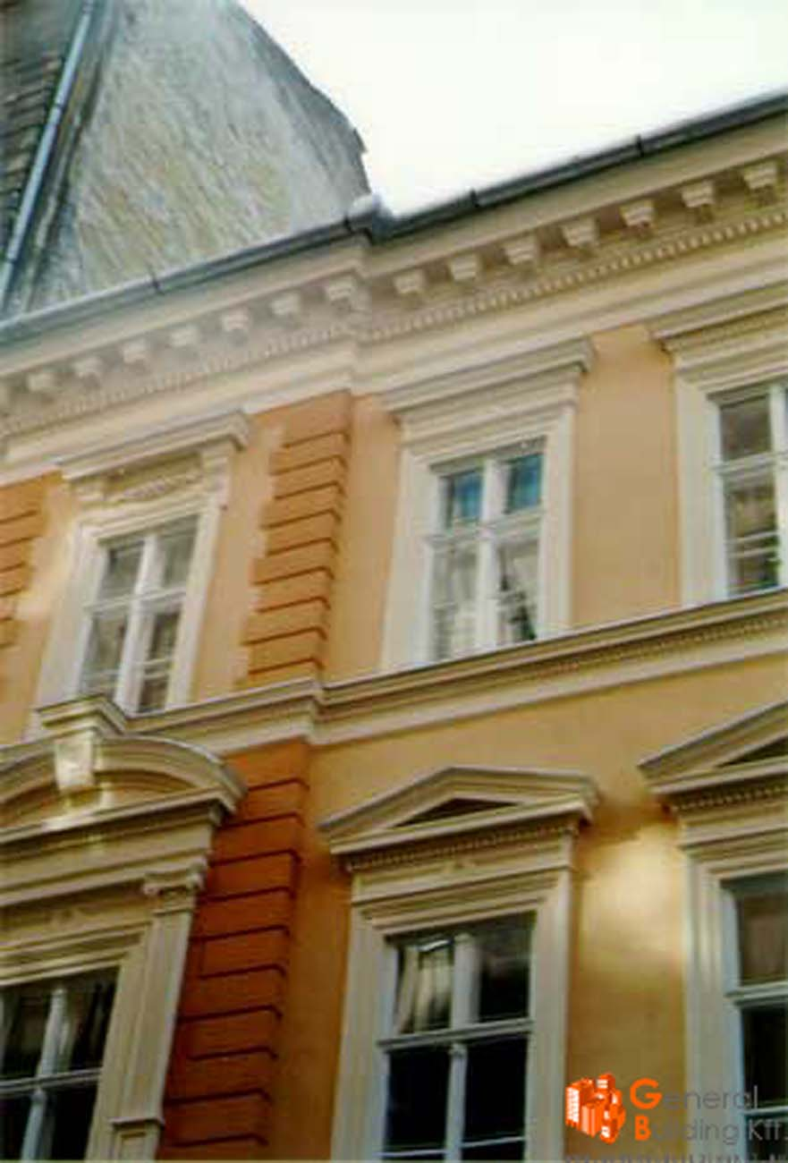 Mária utca tetőtér beépítés