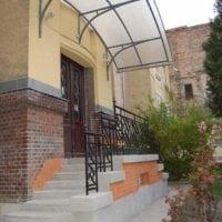 OÉTI lépcső és korlát felújítása