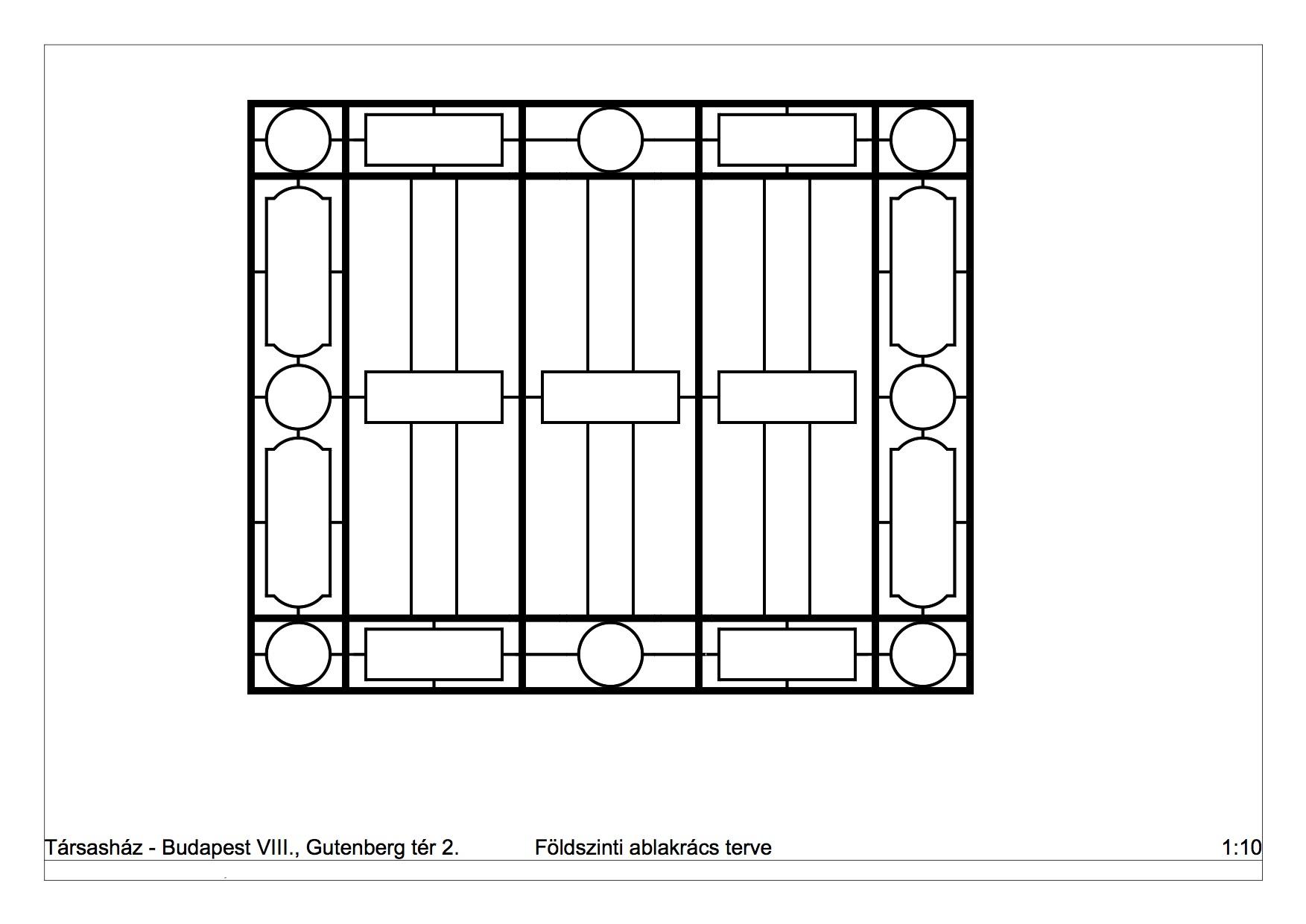 Fa- és fém rácsos kapuk tervezése - General Building Kft.