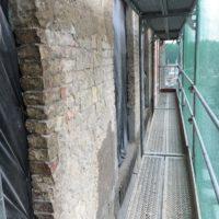 Szörény u. II. - homlokzat felújítás