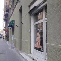 Fő utca homlokzat felújítás