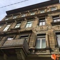 Vadász utca 26 homlokzat felújítás