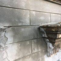 Vadász utca 26. homlokzat felújítás