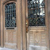 Országos Meterológiai Szolgálat - Bejárati kapu felújítása