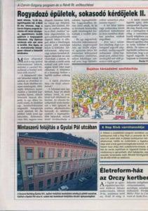 Józsefváros Önkormányzati lap