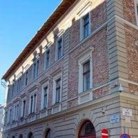 Kazinczy utca 35. homlokzatok felújítása