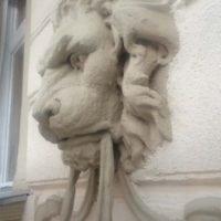 Damjanich 35 homlokzat felújítás