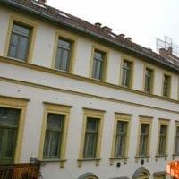 Nap utca 19 homlokzatok felújítása
