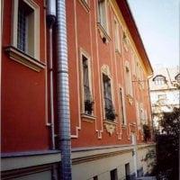 Zsolt utca homlokzati díszek pótlása-javítása
