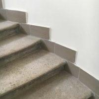 Kazinczy 35 lépcsőház felújítás