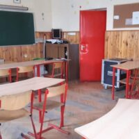 Berzeviczy-Osztálytermek felújítása