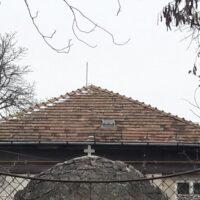 Berzeviczy magastető felújítás