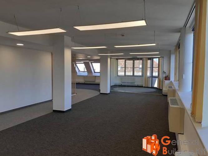Open office kialakítása - Beiersdorf irodaház